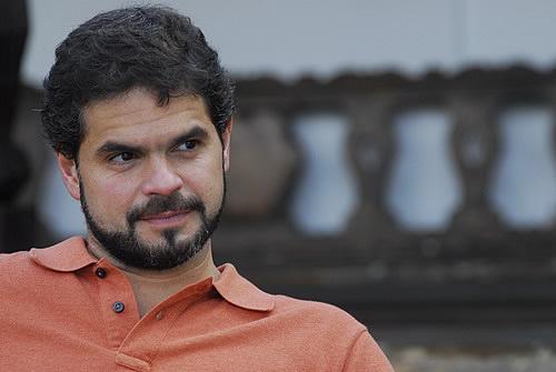 Rodrigo Lacerda (Foto: Divulgação)