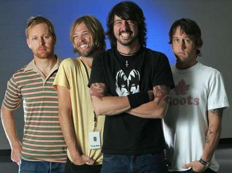 Foo Fighters!