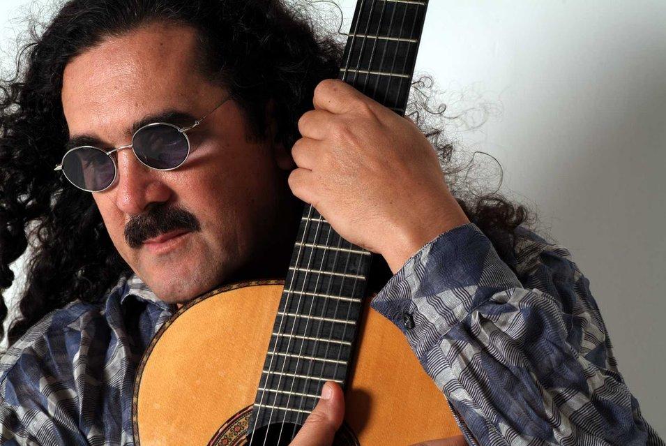 Moraes Moreira retorna com disco  Acabou Chorare (Foto: Vio Campos/Divulgação)