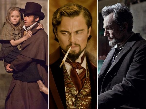 Os Miseráveis, Django Livre e Lincoln entre os destaques na parte de cinema (Divulgação)