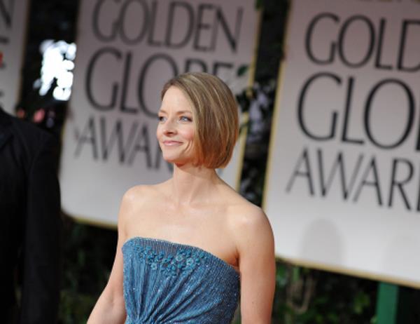 Jodie Foster gerou buzz com seu discurso (Foto: Facebook do GoldenGlobes)