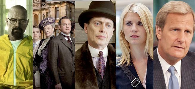 Categoria de melhor série de drama é a mais acirrada do Globo de Ouro (Foto: Reprodução)
